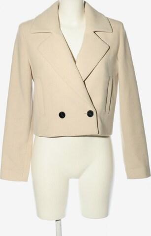 SELECTED FEMME Jacket & Coat in XS in Beige