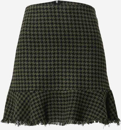 Trendyol Suknja u tamno zelena / crna, Pregled proizvoda