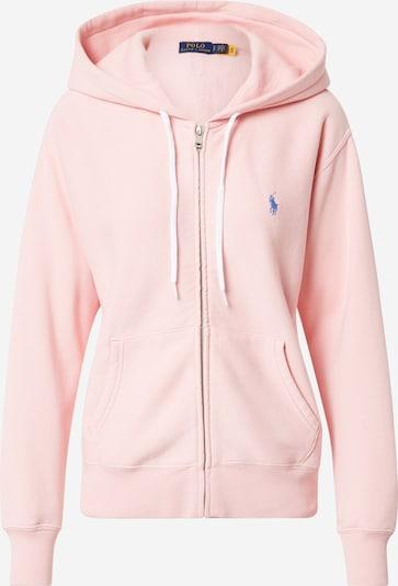 POLO RALPH LAUREN Sweatjacke in rosa, Produktansicht
