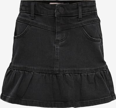 KIDS ONLY Rok in de kleur Black denim, Productweergave