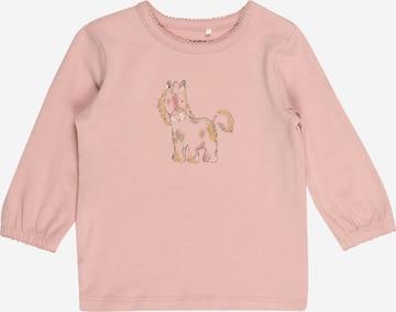 NAME IT Paita 'Lisa' värissä vaaleanpunainen