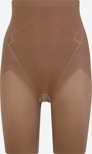 SPANX Spodnie modelujące w kolorze jasnobrązowym, Podgląd produktu