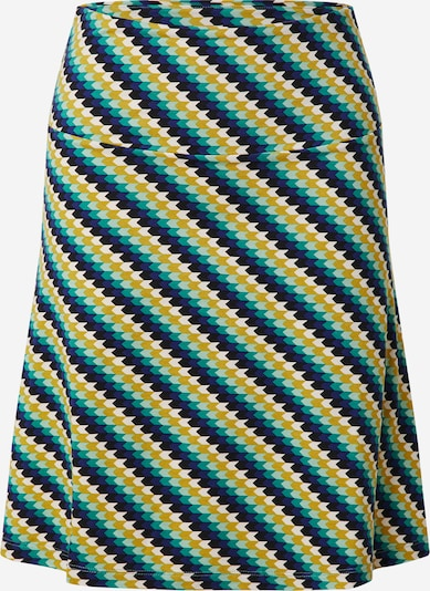 King Louie Skirt 'Daze' in Marine / Yellow / Green / Mint / White, Item view