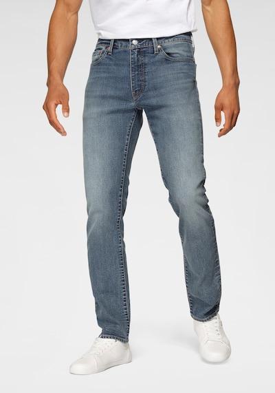 Jeans LEVI'S pe albastru, Vizualizare model