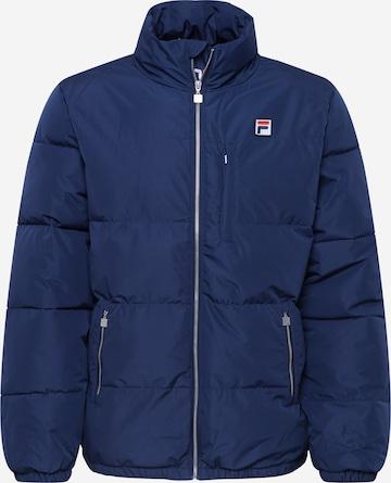 Veste d'hiver 'Avventura' FILA en bleu