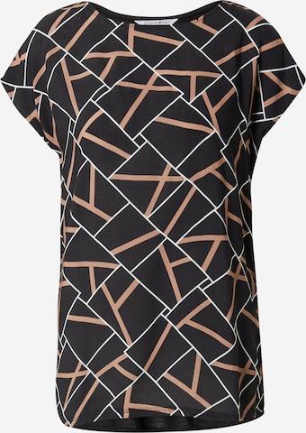 Tricou 'Ria' de la ZABAIONE pe negru