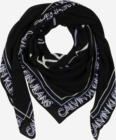 Šalikas iš Calvin Klein Jeans , spalva - obuolių spalva / purpurinė / juoda, Prekių apžvalga
