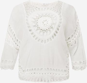 Z-One Tunika 'Anny' in Weiß