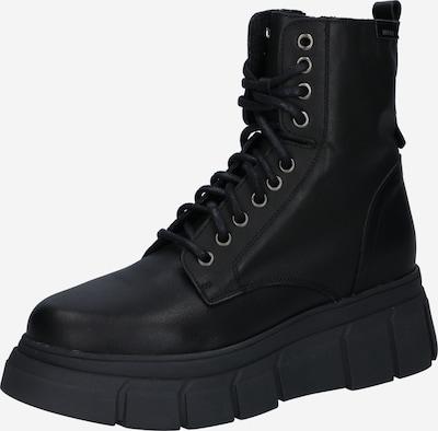 Suvarstomieji kulkšnis dengiantys batai 'SATURN' iš MTNG , spalva - juoda, Prekių apžvalga