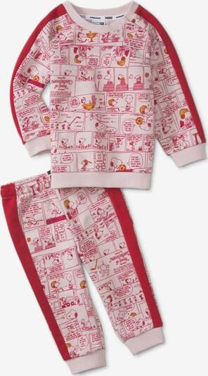 PUMA Jogginganzug in rosa, Produktansicht