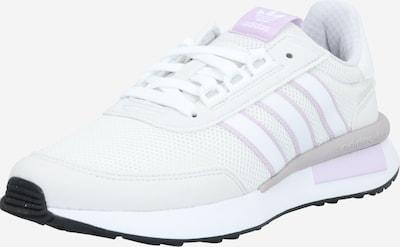 ADIDAS ORIGINALS Baskets basses 'Retroset' en gris / blanc, Vue avec produit