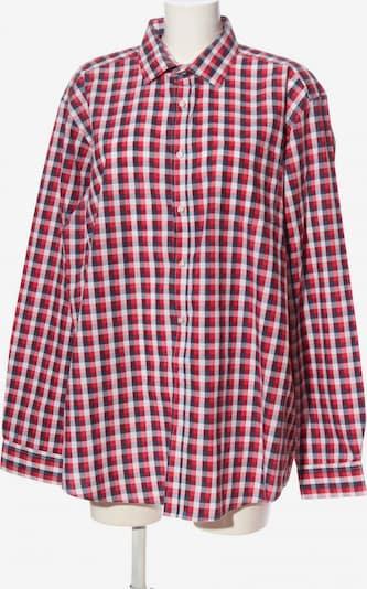 Angelo Litrico Langarmhemd in XXL in blau / rot / weiß, Produktansicht