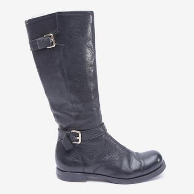 JIL SANDER Dress Boots in 37,5 in Black, Item view