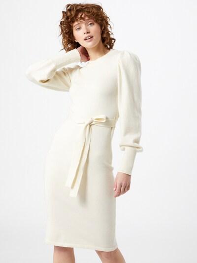 VERO MODA Kleid 'JAVITA' in creme, Modelansicht