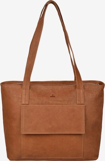 ADAX Shopper 'Karoline' in braun, Produktansicht