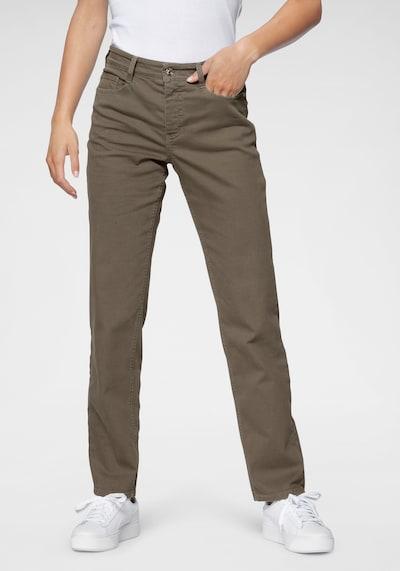 MAC Jeans in khaki, Modelansicht