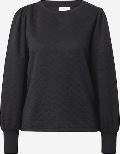 JACQUELINE de YONG Sweatshirt 'BOLIVIA' in schwarz, Produktansicht