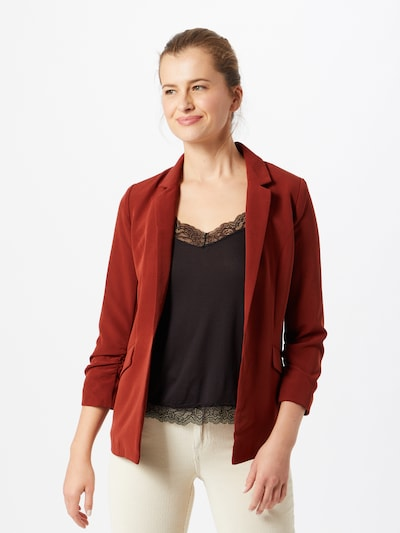 ONLY Blazer 'DIANA' in rusty red, View model