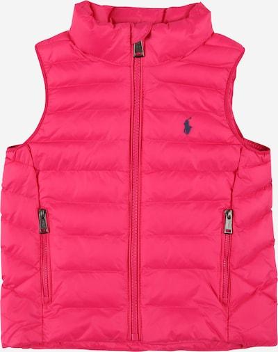 Vestă POLO RALPH LAUREN pe roz, Vizualizare produs