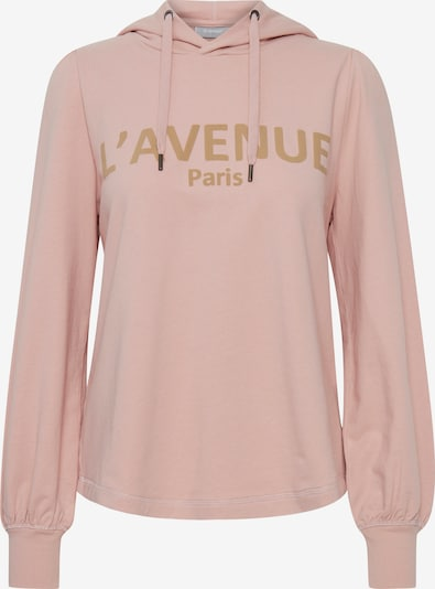 Fransa Sweatshirt in rosa, Produktansicht