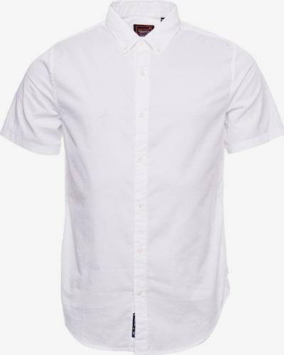 Superdry Overhemd in de kleur Wit, Productweergave
