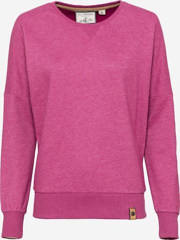 Fli Papigu Sweatshirt in Lila