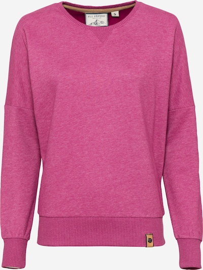 Fli Papigu Sweatshirt 'Serefsiz 31er' in lilameliert, Produktansicht