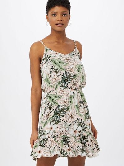 Sublevel Kleid in mischfarben / rosa, Modelansicht
