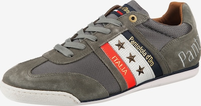 PANTOFOLA D'ORO Sneakers low 'Imola' in night blue / grey / melon / white, Item view