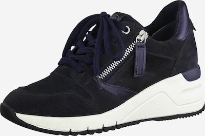 TAMARIS Sneaker in indigo / nachtblau: Frontalansicht