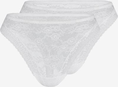 sassa String 'LOVESOME LACE' in weiß, Produktansicht