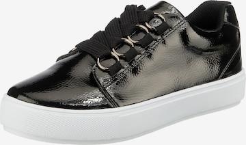 Inselhauptstadt Sneakers in Black
