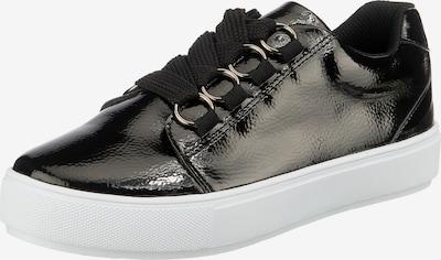 Inselhauptstadt Sneaker in schwarz, Produktansicht