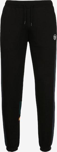 Sergio Tacchini Jogginghose in schwarz, Produktansicht