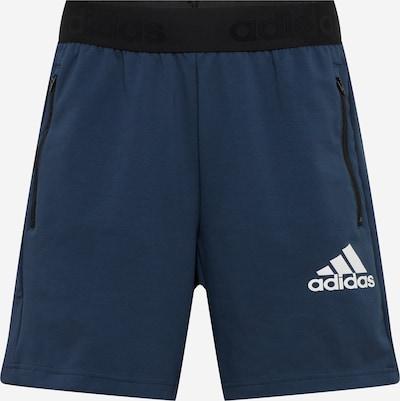 ADIDAS PERFORMANCE Spodnie sportowe w kolorze atramentowy / czarny / białym, Podgląd produktu
