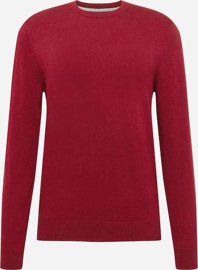 BURTON MENSWEAR LONDON Pullover 'CREW' in rot, Produktansicht