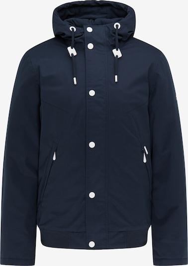ICEBOUND Winterjas in de kleur Donkerblauw, Productweergave