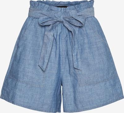 VERO MODA Shorts 'AKELA' en bleu fumé, Vue avec produit