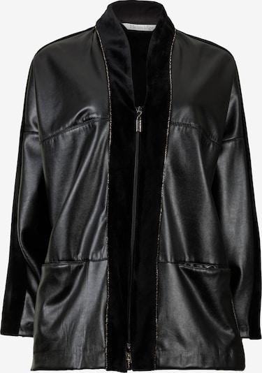 HELMIDGE Cardigan in schwarz, Produktansicht