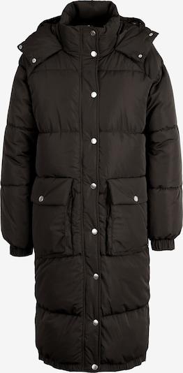 Oxmo Wintermantel 'Alba' in de kleur Zwart, Productweergave