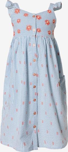 Boboli Kleid in blau / rot / weiß, Produktansicht