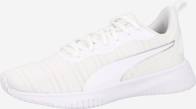 PUMA Running Shoes 'Flyer Flex' in Silver / White / Off white, Item view