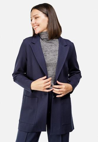 HELMIDGE Jackenblazer in Blau