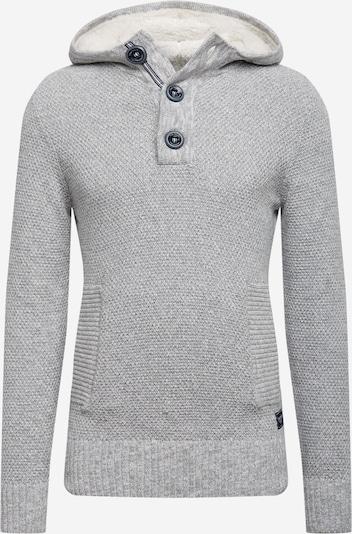 TOM TAILOR Pullover in graumeliert, Produktansicht