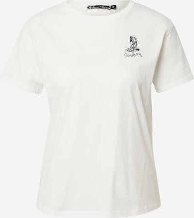 FREEMAN T. PORTER Shirt in de kleur Wit, Productweergave