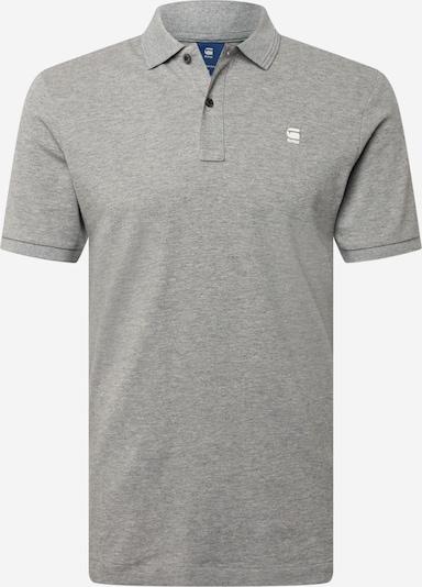 G-Star RAW Poloshirt 'Dunda' in graumeliert, Produktansicht