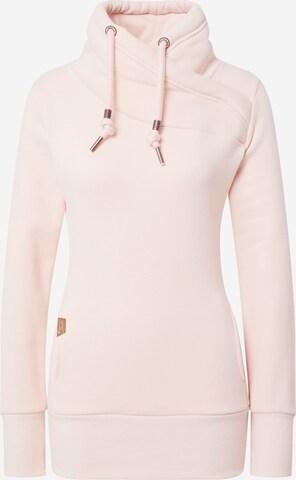 Ragwear Sweatshirt 'NESKA' in Pink
