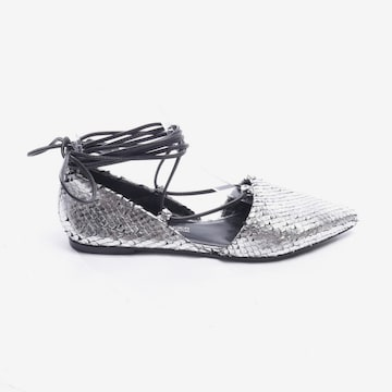 Kennel & Schmenger Flats & Loafers in 37 in Silver