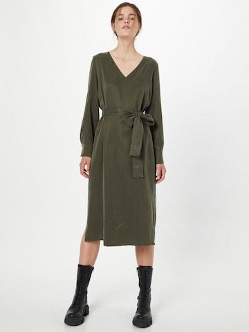 zaļš DRYKORN Kleita 'AFFRA'