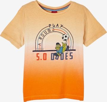 s.Oliver Shirt in Orange